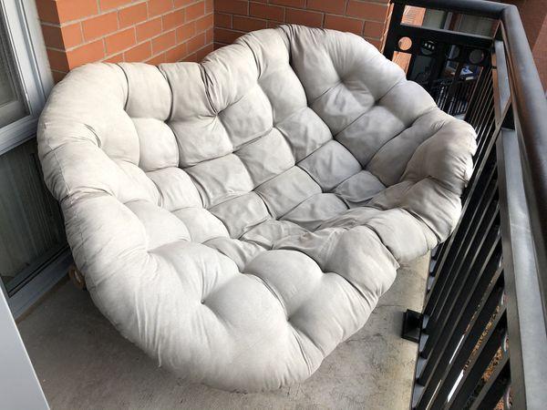 Papasan Chair (Double)