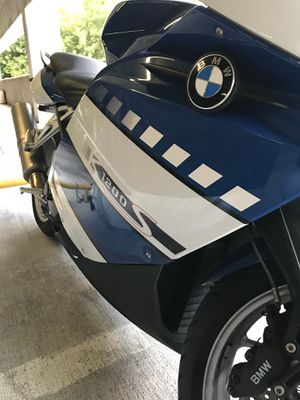 Motorcycle BMW K1200S for Sale in Miami, FL