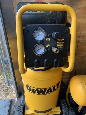 DEWALT 15 Gal. Portable Electric Air Compressor for Sale in Humble, TX