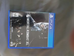 Mortal Kombat XL for Sale in Lancaster, PA