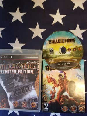 Bulletstorm Limited Edition (PS3) for Sale in US