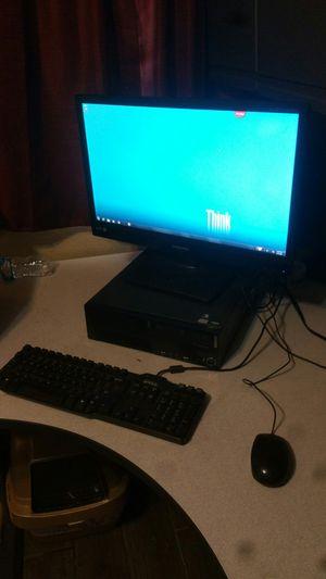 Lenovo Desktop Computer for Sale in Phoenix, AZ