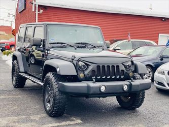2010 Jeep Wrangler Unlimited for Sale in Reading,  PA