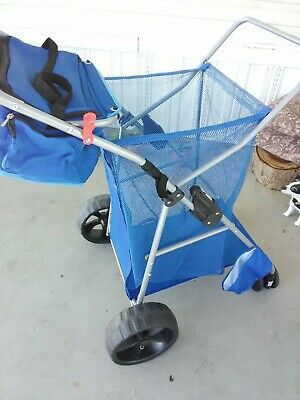 Tommy Bahamas beach cart and handlebar cooler for Sale in Palm Beach Gardens, FL