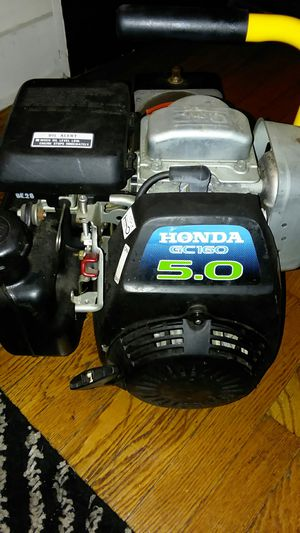 HONDA gc160 5.0 for Sale in Syracuse, NY