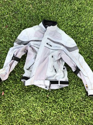 Motorcycle mesh style jackets for Sale in Kingsburg, CA