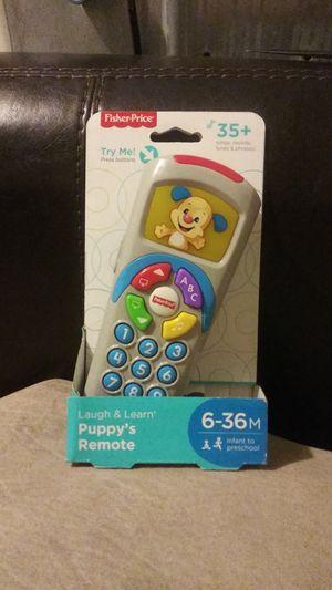 Fisher Price- Puppy's Remote for Sale in Saint Joseph, MO
