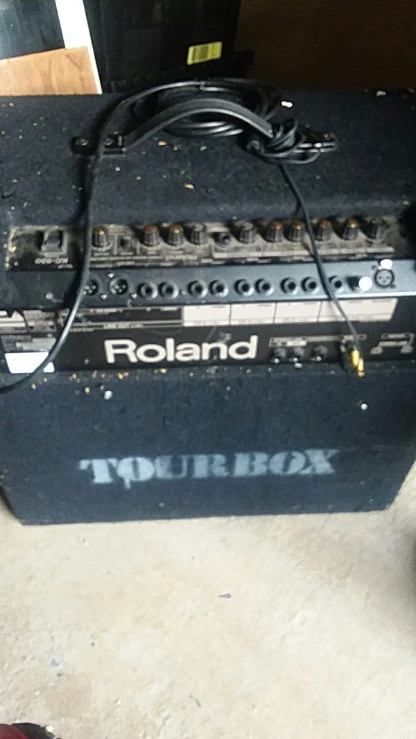 Roland kc-550 4 channel stereo keyboard amp