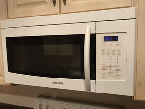Microwave Samsung for Sale in Herndon, VA