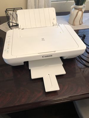 Canon pixma printer all in one for Sale in Los Angeles, CA