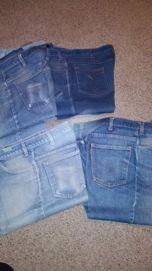 Vintage men's levis jeans for Sale in Sheridan, AR