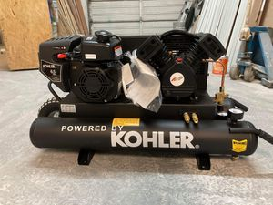 KOHLER Air Compressor AKAC120 NEW!! With warranty!! for Sale in Las Vegas, NV