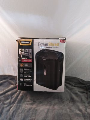 Fellowes Power Shred for Sale in Bristol, VA