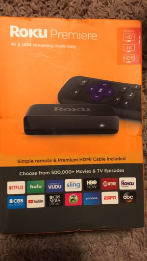 Brand new Roku premiere for Sale in Andover, KS