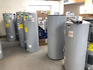 Water heaters gas & electric starting at $250 for Sale in El Paso, TX