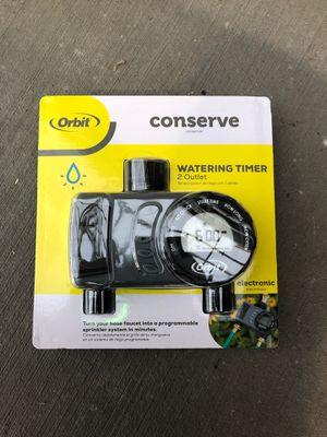 Orbit Conserve watering timer for Sale in Murrieta, CA
