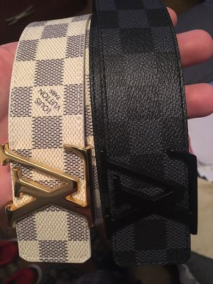 Louis Vuitton Belt 34 for Sale in Monroeville, PA