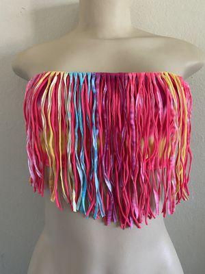 Tie Dye Fringe Swim Top for Sale in Los Angeles, CA