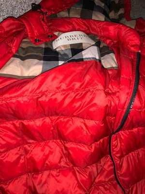 Burberry Jacket for Sale in Alexandria, VA