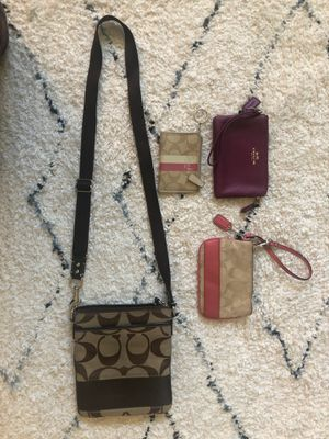 Coach Wristlets & Bags for Sale in Fairfax, VA