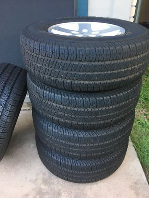 Rims and tires for Sale in Leander, TX