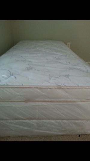 2 twin beds sets pillow top can deliver for Sale in Tampa, FL