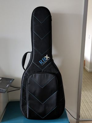 Reunion Blues RBXA2 Guitar Bag Case for Sale in Seattle, WA