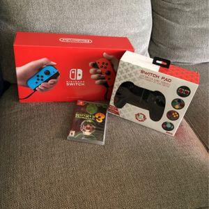 Nintendo Switch Bundle for Sale in Modesto, CA