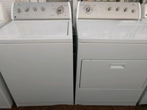 """""""WHIRLPOOL"""" MATCHING SET WASHER AND ELECTRIC DRYER SUPER CAPACITY PLUS for Sale in Phoenix, AZ"""