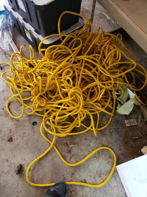 Crabbing rope for Sale in Lynnwood, WA