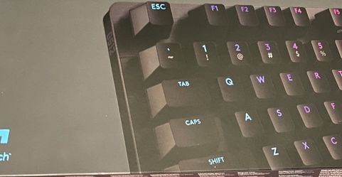 G512 Carbon Logitech Gaming Keyboard for Sale in Moreno Valley,  CA