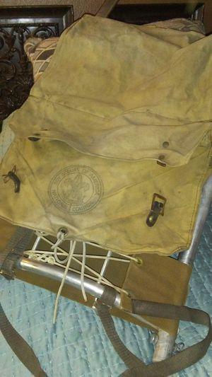 Vintage Boy Scouts Pack Frame Backpack for Sale in Las Vegas, NV