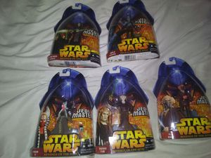 Star wars revenge of the sith jedi lot for Sale in Riverside, CA