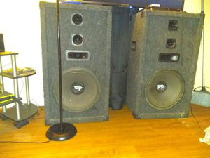 Huge stereo system for Sale in Orlando, FL
