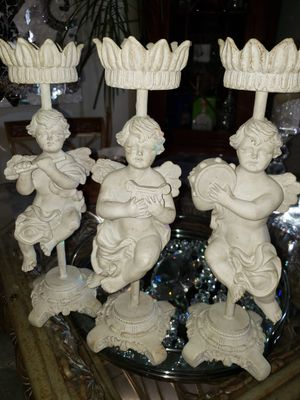 Vintage Candle holders for Sale in Schaumburg, IL