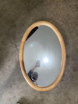 Oval mirror for Sale in Mukilteo,  WA
