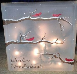 Design Your Own Glass Blocks for Sale in Julian, WV