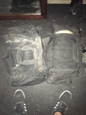 Homemade sandbag trainers for Sale in Del Valle, TX