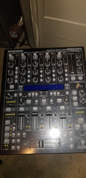 Behringer 4000 dj mixer for Sale in San Diego, CA