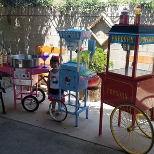 COTTON CANDY, popcorN, iCe coNe, Nacho machines, jumpers☆ for Sale in Fountain Valley, CA