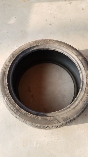 1 KUMHO BURNER $20 for Sale in Mesa, AZ