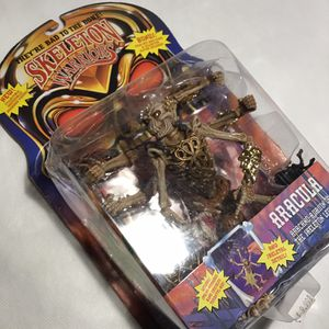 Skeleton Warriors action figure for Sale in Stockton, CA