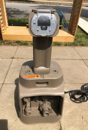 Intex portable hot tub water heater for Sale in Redlands, CA