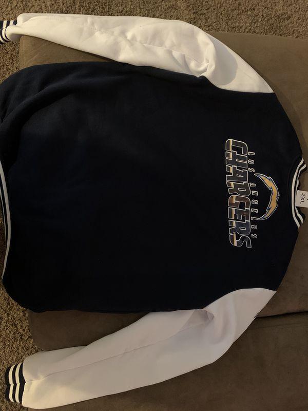 Men's Chargers Varsity Jacket