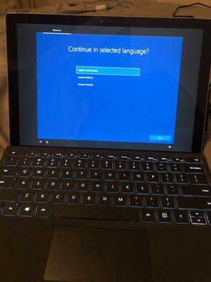 Window Surface Pro 4-128 GB for Sale in Hattiesburg, MS