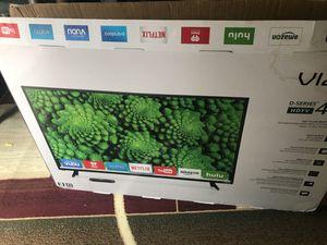 "HDTV 43"" 2weeks old for Sale in Manassas, VA"