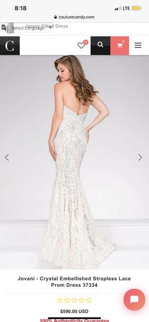JOVANI Prom Dress for Sale in San Leandro, CA