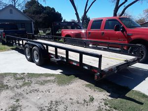 2014 big tex car trailer for Sale in San Bernardino, CA