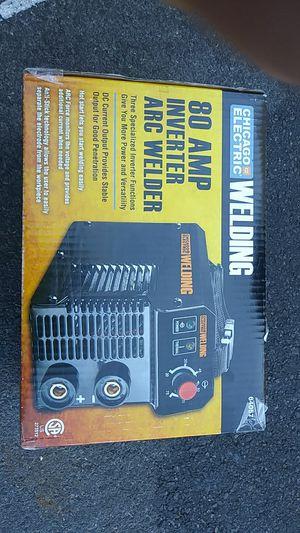 80 amp inverter welding kit for Sale in Las Vegas, NV