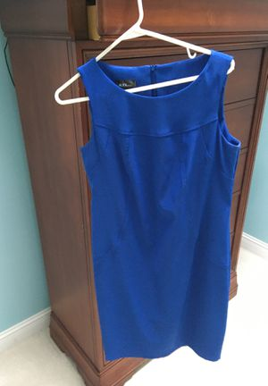 Lined A line shell dress for Sale in Williamsburg, MI